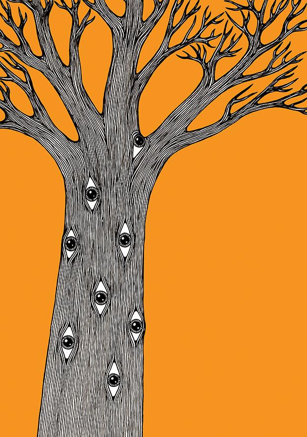 Sneaky tree